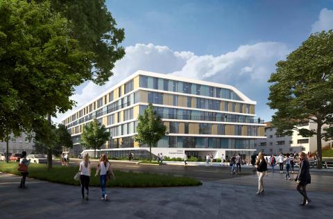 ZÜBLIN, DHBW, Stuttgart, Visualisierung