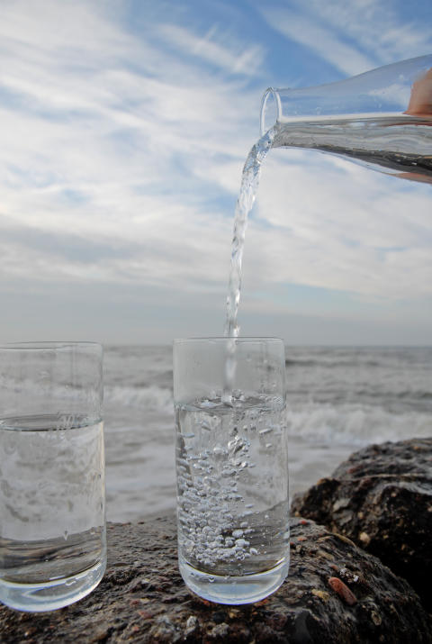 Sylt wird Wasser-Quartier
