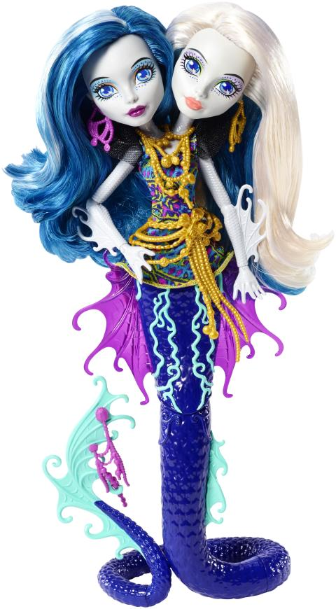 "Monster High ""DGS"" - Peri & Pearl Serpentine"