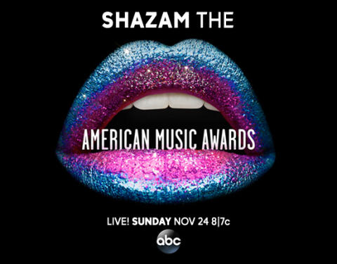 Shazam Continues to Drive Awards Show Success with AMAs