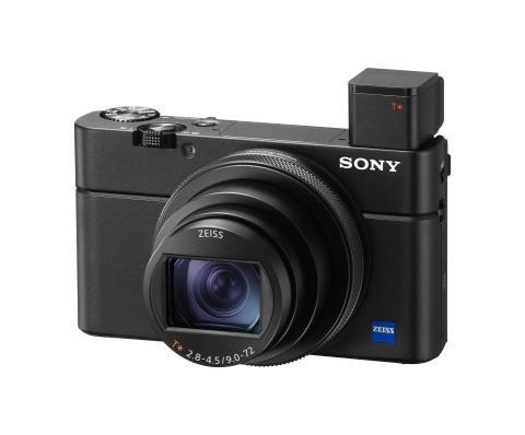 Společnost Sony představuje novou úroveň výkonu špičkové kompaktní řady Alpha 9 v podobě kapesního fotoaparátu RX100 VII