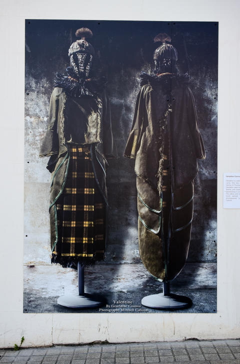 The Dress by Geraldine Connon