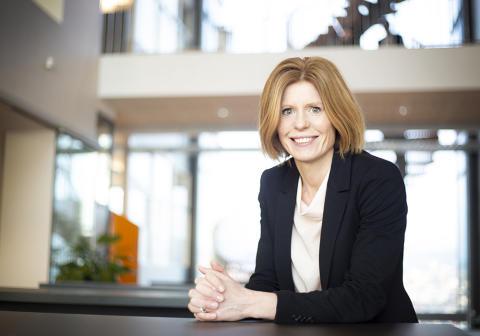 Eli Ystad begynner som direktør for forretningsutvikling i Sopra Steria Trondheim
