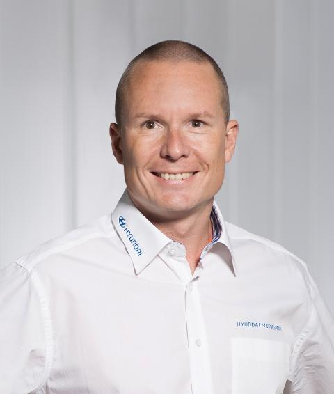 Tomi Tuominen blir kartleser for Juha Hänninen hos Hyundais WRC Team
