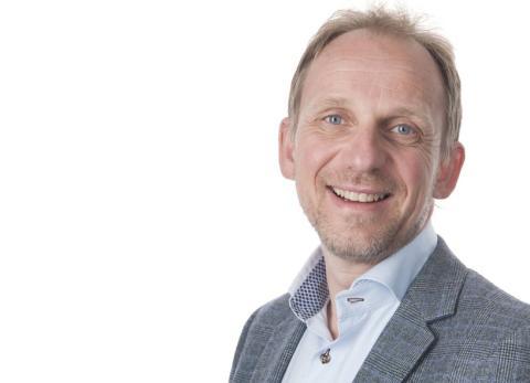 Geir Ove Frostad blir ny økonomisjef i Trondheim Havn