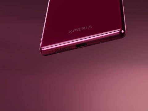 Xperia 5 Red (8)