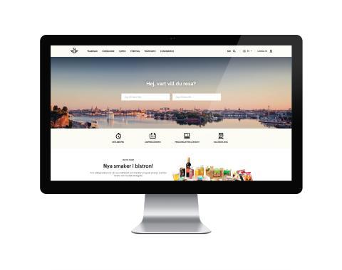 Idag lanseras nya sj.se – en av Sveriges största resesajter