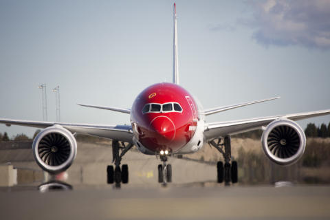 Norwegian's 787 Dreamliner