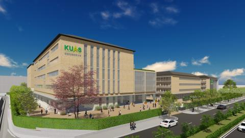 [News] Starting from scratch to create something big - KUAS' Engineering Faculty meets for the first time