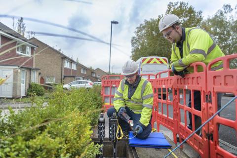 Nottinghamshire's broadband partnership makes national award shortlist
