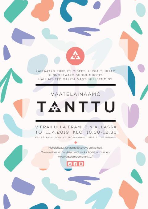 Vaatelainaamo Tanttu
