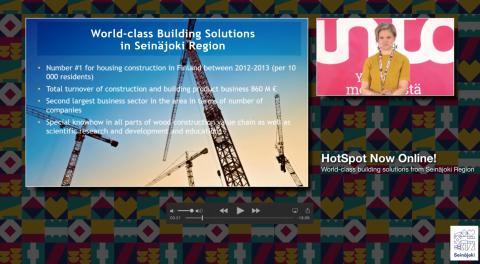 HotSpots: Alueemme yritystiedon levitys Suomen suurlähetystöille maailmalla jatkuu