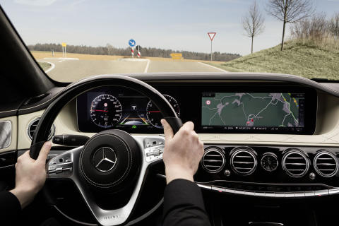 Mercedes Speed Adjustment