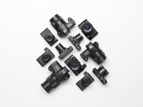 RX-Serie von Sony