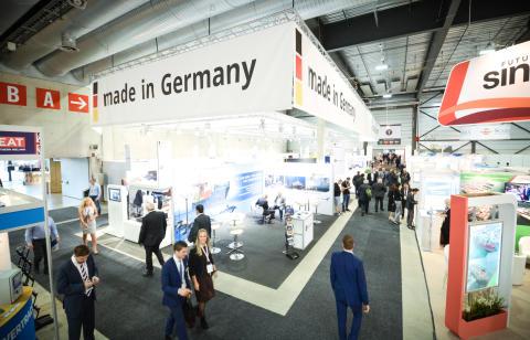 Nor-Shipping 2019: Tysk maritim innovasjon på nært hold