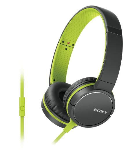 mdr-zx330 green