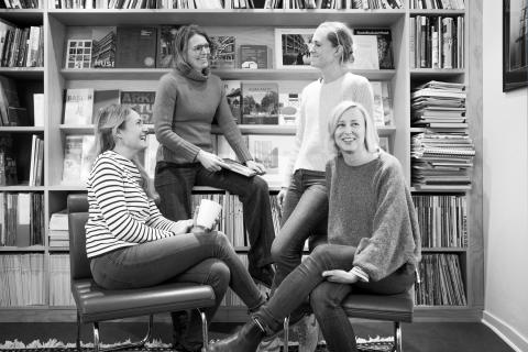 Undervisning på LNU – Arkitektbolagets nya uppdrag.