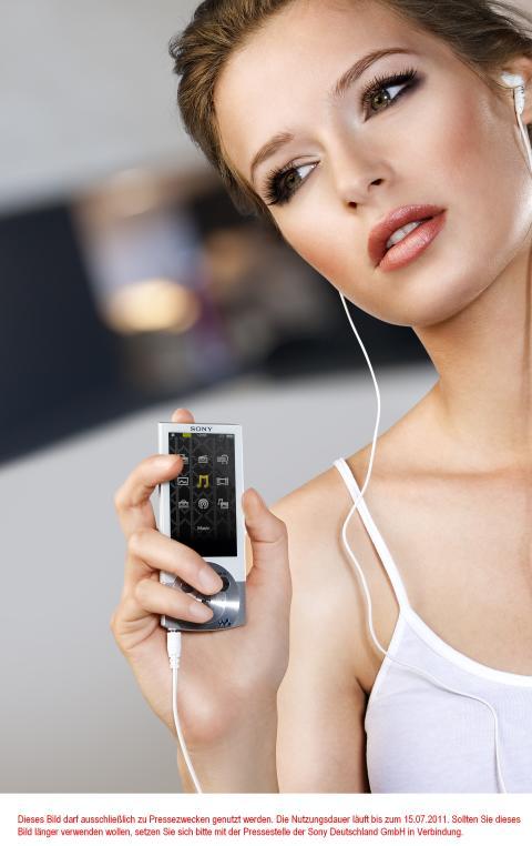 Walkman NWZ-A840 von Sony_Lifestyle_2