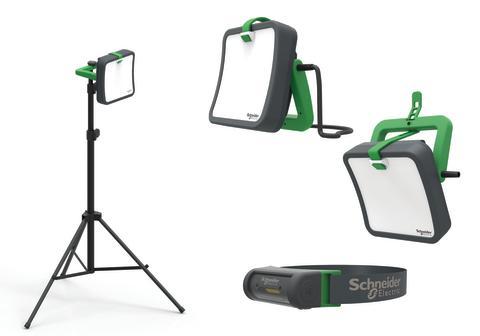 Thorsman LED-arbeidslamper fra Schneider Electric