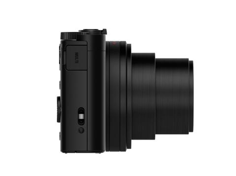 DSC-WX500 von Sony_schwarz_06