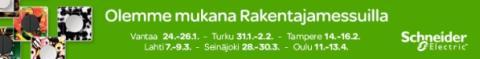 Rakentajamessut 2014 (Rakentaminen ja Sisustaminen, Turku)
