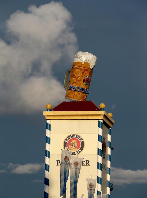 Paulaner Turm 2017