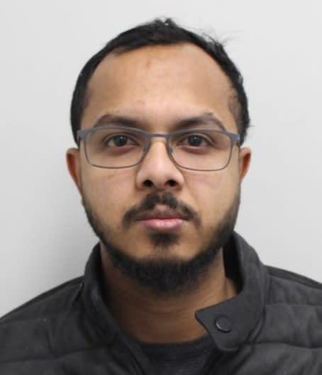 Afiqur Chowdhury, guilty