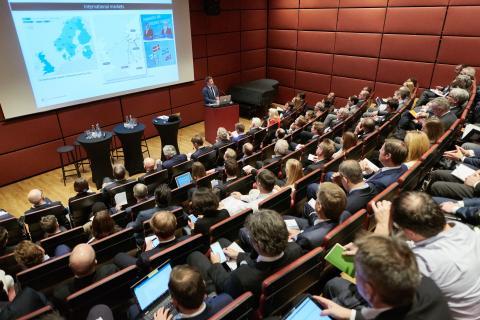 Trends für die Energieversorgung der Zukunft auf dem 21. Deutsch-Norwegischen Energieforum