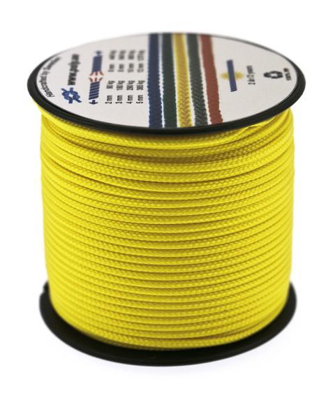 Poly-Light-8 gul, 2 mm x 50 m, spole