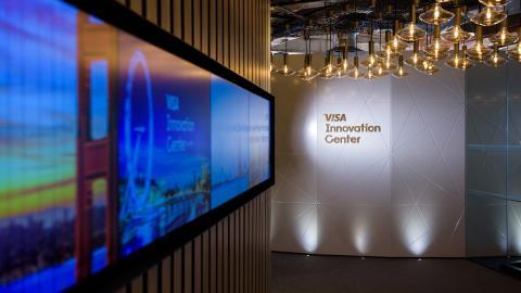 Centre d'innovation Visa à Londres