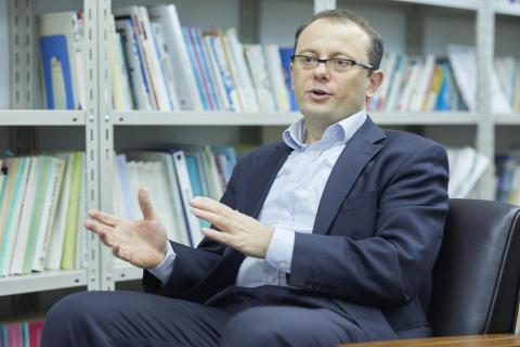 Professor Kucuk