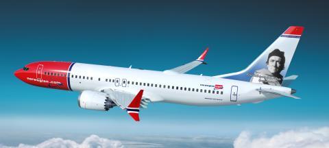 Rodríguez de la Fuente - Boeing 737 MAX 8 - renderizado zoom