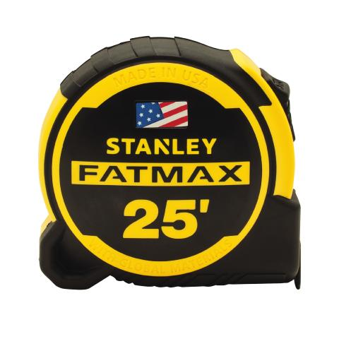 STANLEY  Introduces  2018  STANLEY®  FATMAX®  Tape  Measure