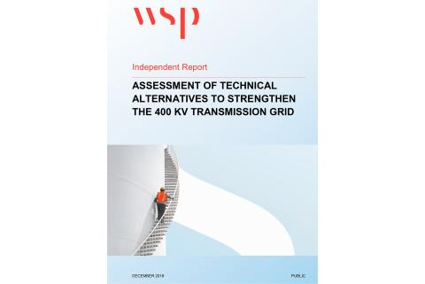 Program for teknisk høring om kabellægning af højspændingsforbindelse i Vestjylland
