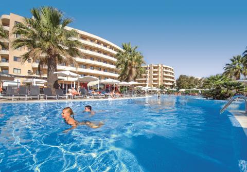 allsun Hotel Orient Beach_Hotel mit Pool