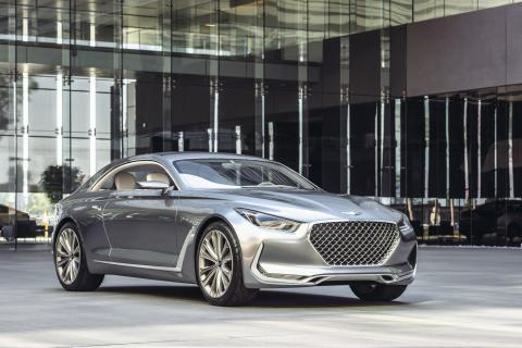 Hyundais konseptbil Vision G