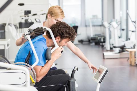 IQWIG bestätigt: Training hilft gegen Schmerzen