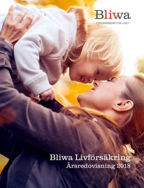 Bliwas årsredovisning 2018