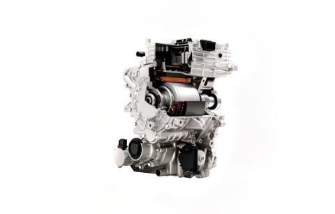 Photo5_E-GMP Front Traction Motor