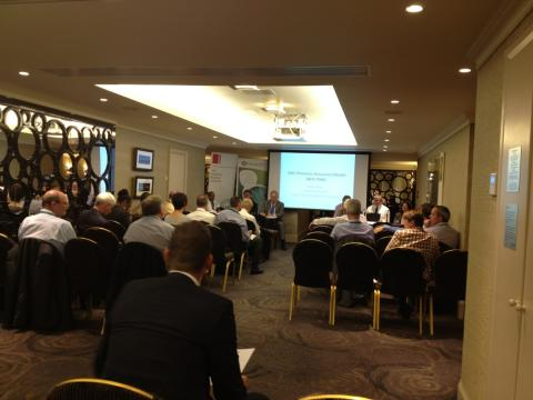 PAM discussion day held in London