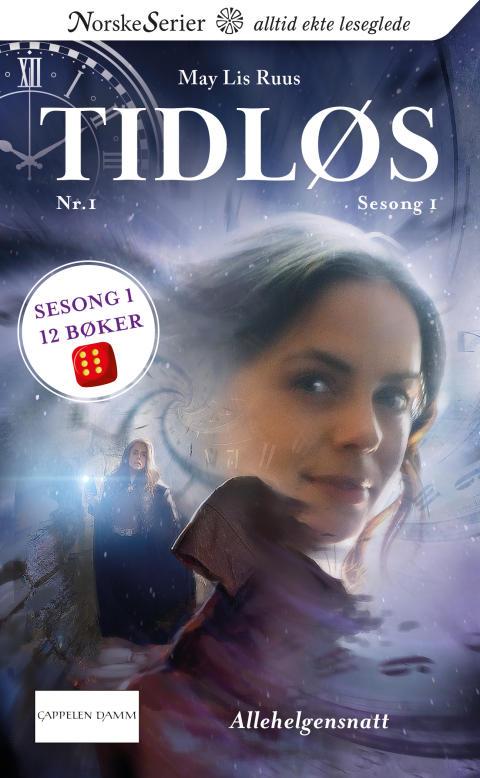 Ny romanserie fra May Lis Ruus, en av Bergens mestselgende forfattere
