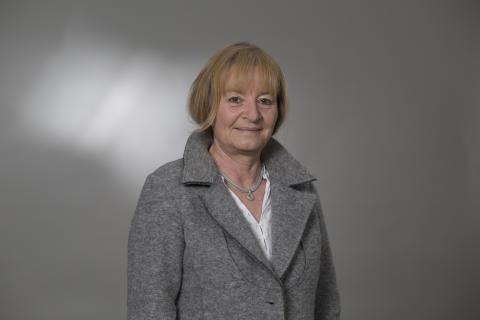 Anne Wippermann, Geschäftsbereichsleiterin der Hephata-Behindertenhilfe