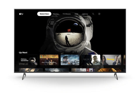 Sony lanseeraa Apple TV -sovelluksen valikoiduille älytelevisioille