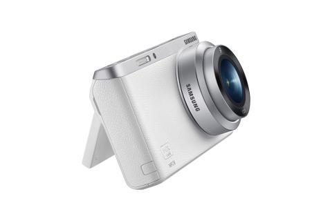 Nye Samsung NX mini SMART-kamera: Ekstremt lite og gir perfekt resultat