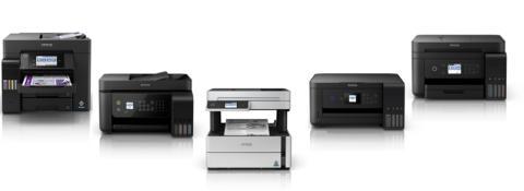 Epson Ships 50 Millionth High-Capacity Ink Tank Inkjet Printer