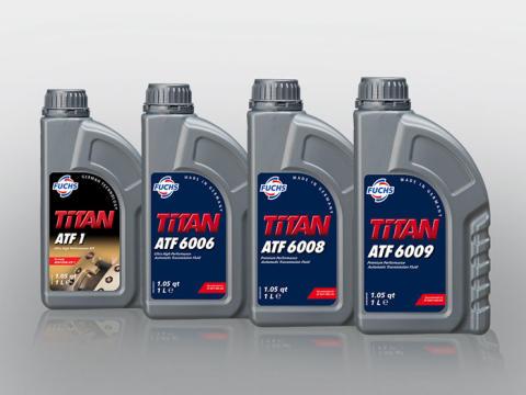 ATF-oljer spesialutviklet for automatiske girkasser fra ZF