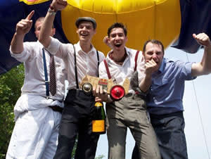 Graduate designers clean up at Soapbox Challenge