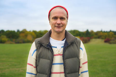 Geografens Testamente - Europa, Holger Nilsson