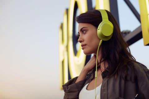 Cambia musica con la nuova gamma di cuffie e lettori audio ad Alta Risoluzione di Sony