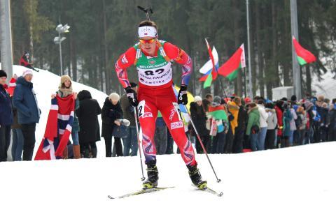 Henrik Sagosen Smeby, sprint menn, Junior-VM, Minsk